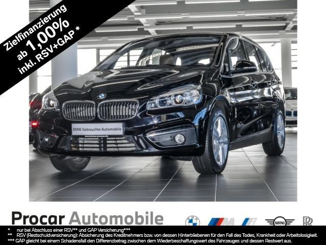 BMW 220 Gran Tourer Luxury Line Aut. Komfortzugang, Jahr 2017, Benzin