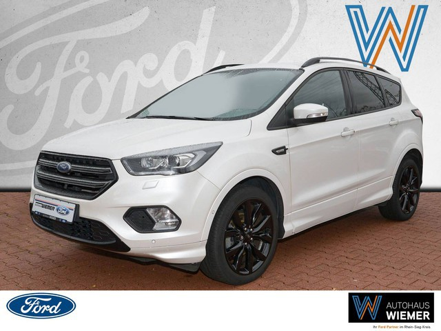 Ford Kuga 1.5l EcoBoost ST-Line 6-Gang Navi Xenon, Jahr 2017, Benzin
