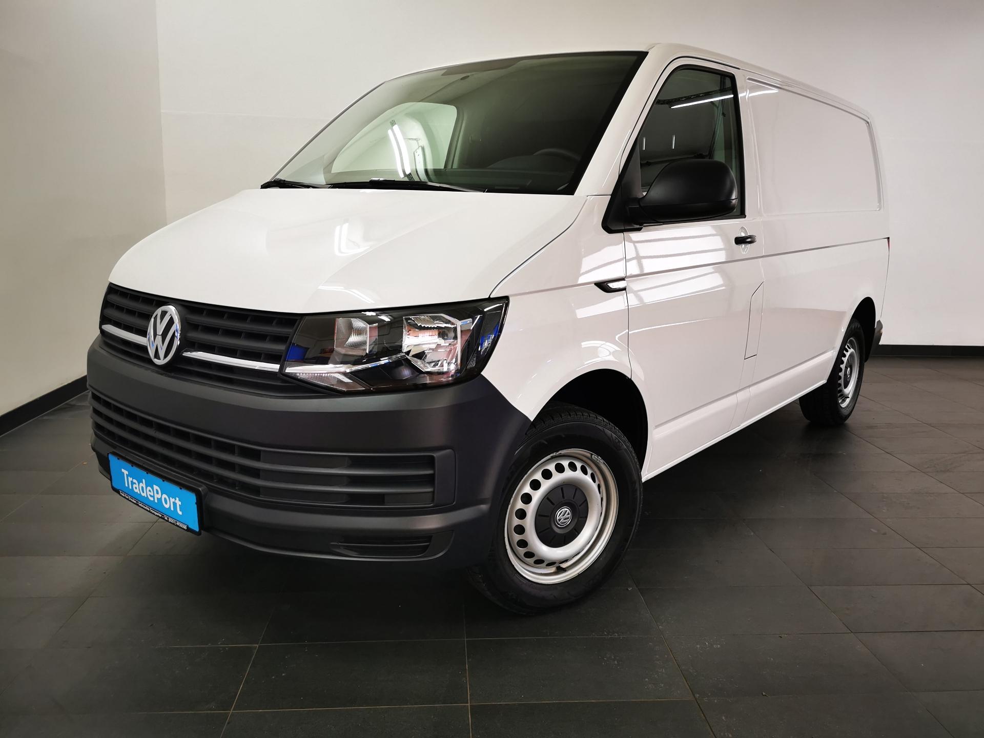 Volkswagen T6 Kasten 2,0 TDI AHZV RADIO HOLZBODEN 3,99%, Jahr 2017, Diesel