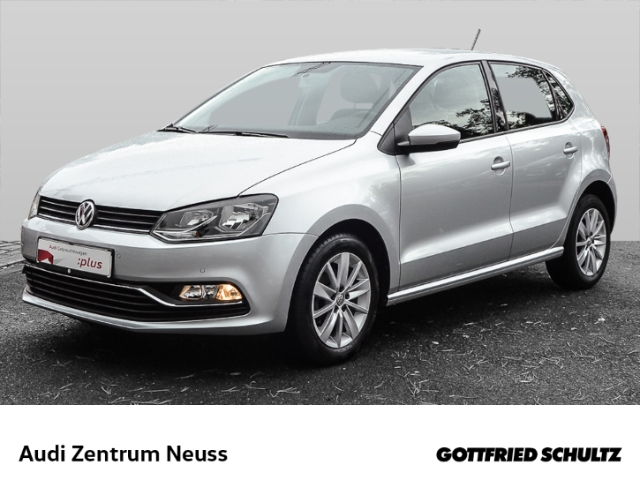 Volkswagen Polo VW V 1.0 BMT Start-Stopp Comfortline, Jahr 2017, Benzin