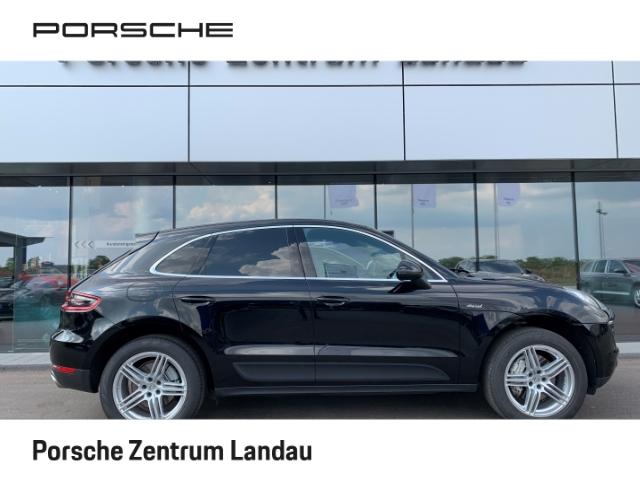 Porsche Macan S Diesel 3.0 ParkAssistent PDLS+, Jahr 2015, diesel