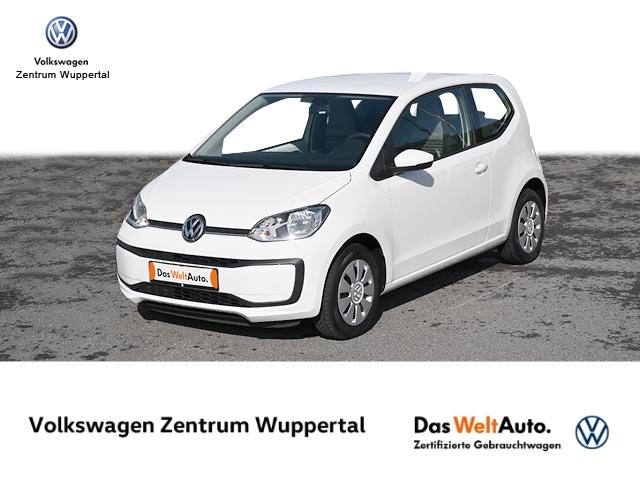 Volkswagen up! 1 0 move KLIMA ZV E-FENSTER, Jahr 2018, Benzin