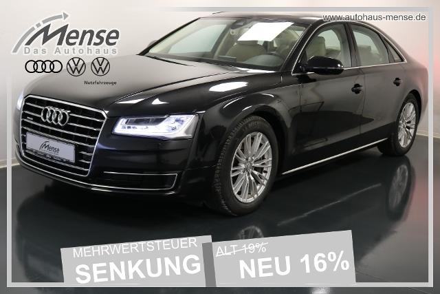 Audi A8 4.0 TFSI quattro tiptronic LED Pano Navi Kame, Jahr 2015, Benzin