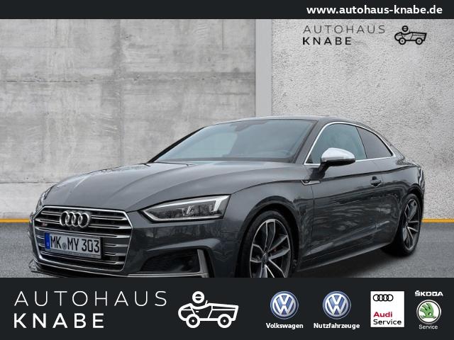 Audi S5 3.0 TFSI quattro NAVI+BANG&OLUFSEN+LEDER+AHK, Jahr 2017, Benzin