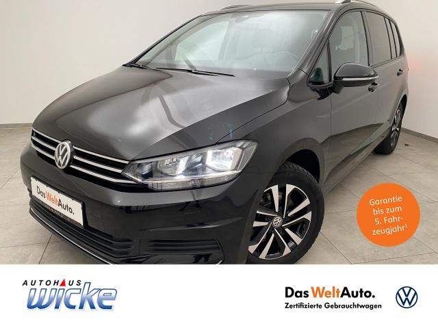 Volkswagen Touran 1.5 TSI DSG IQ.DRIVE 7.Sitzer Navi ACC, Jahr 2019, Benzin