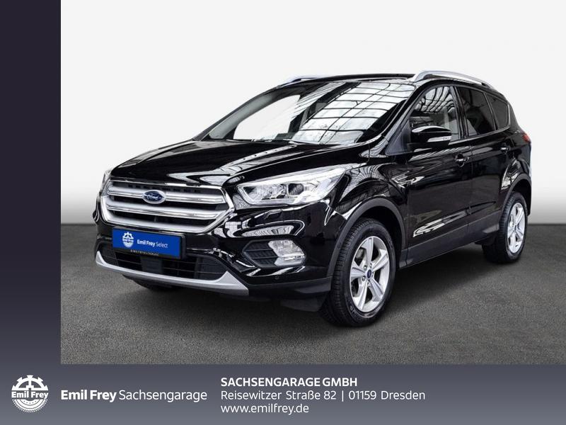 Ford Kuga 1.5 EcoBoost 2x4 Titanium Navi Xenon ACC, Jahr 2018, Benzin