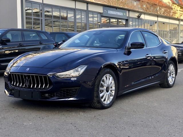 Maserati Ghibli Business Plus. Navi. Bi-Xenon   Berlin, Jahr 2018, Diesel
