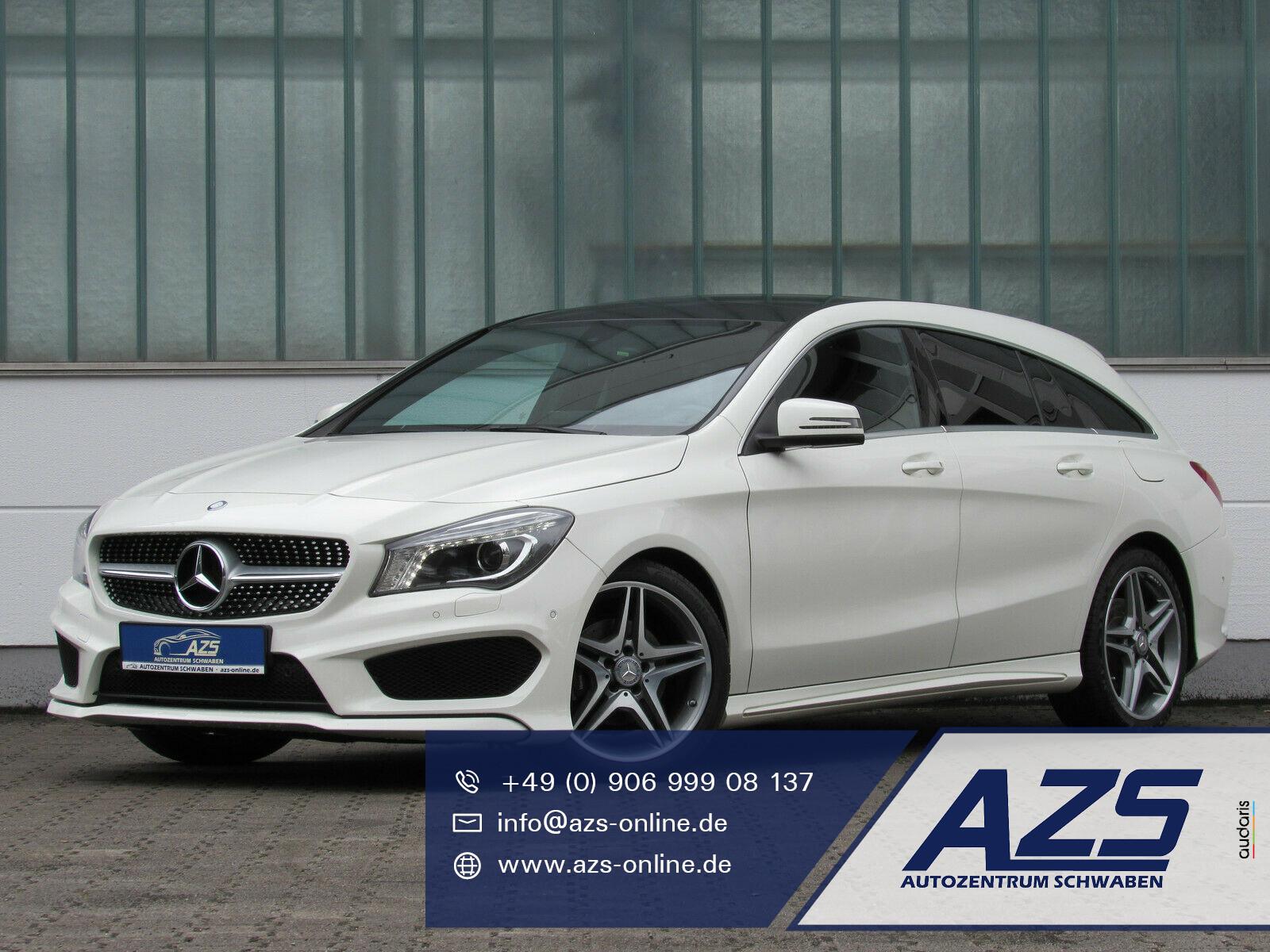 Mercedes-Benz CLA 180 AMG-Line   Xenon   Navi   Pano   1,99%, Jahr 2015, Benzin