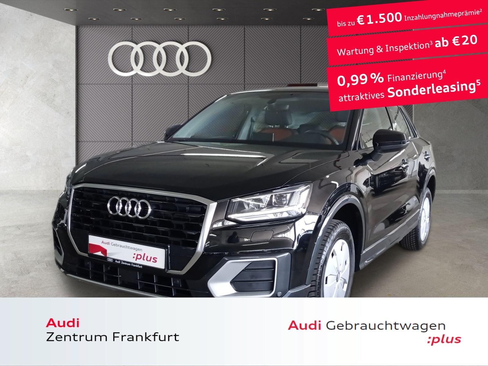 Audi Q2 30 TFSI design Navi LED Tempomat DAB PDC Sitzheizung, Jahr 2020, Benzin