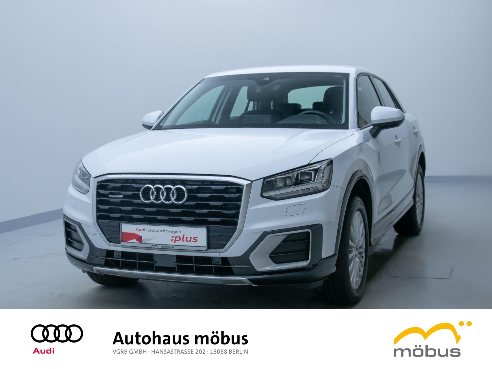 Audi Q2 design 2.0 TDI QU*S-TRO*LED*AVC*NAV*DAB*PDC, Jahr 2017, Diesel