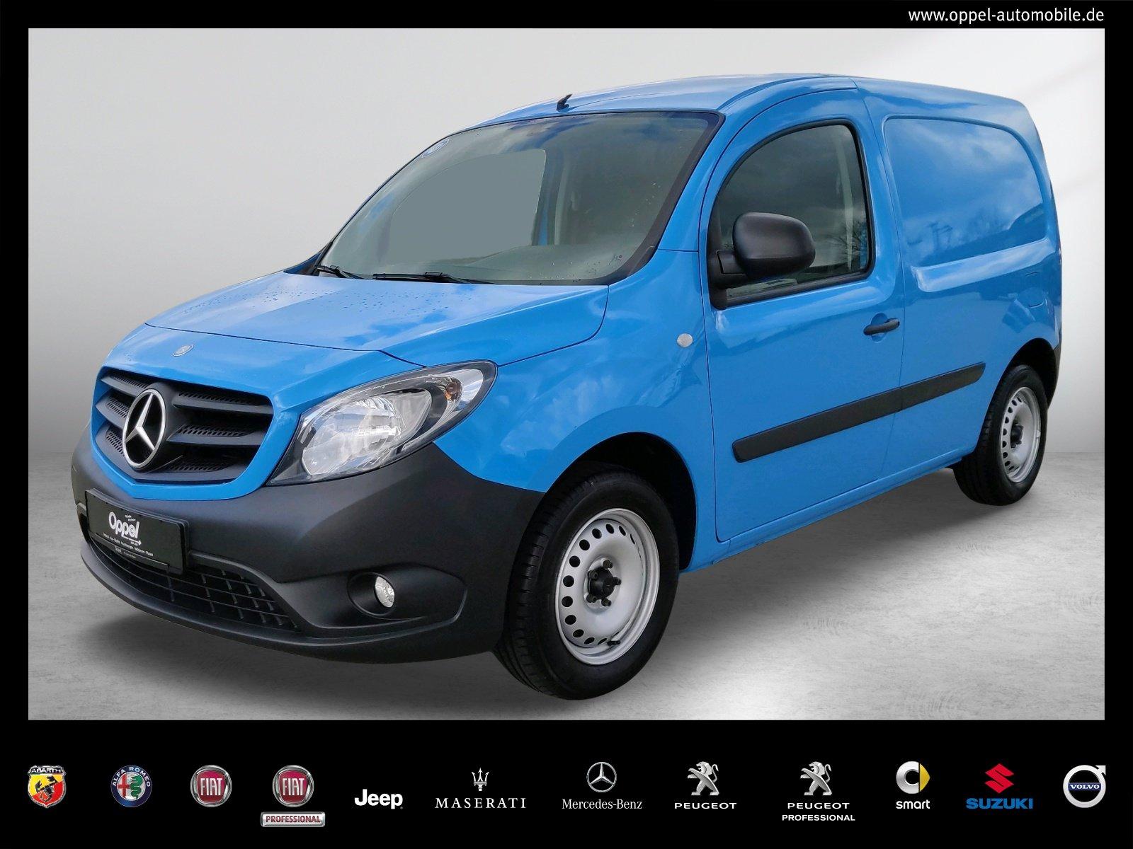 Mercedes-Benz Citan 108 CDI Kasten +TRENNWAND+KLIMA+START STOP, Jahr 2018, Diesel