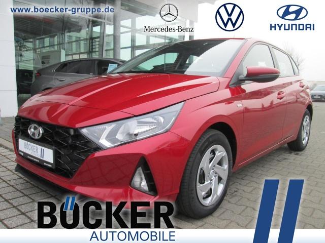 Hyundai i20 finanzieren