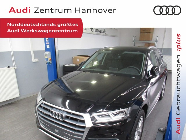 Audi Q5 2.0 40 TDI Sport AHK, Navi, virtual Cockpit, LED, Jahr 2019, Diesel