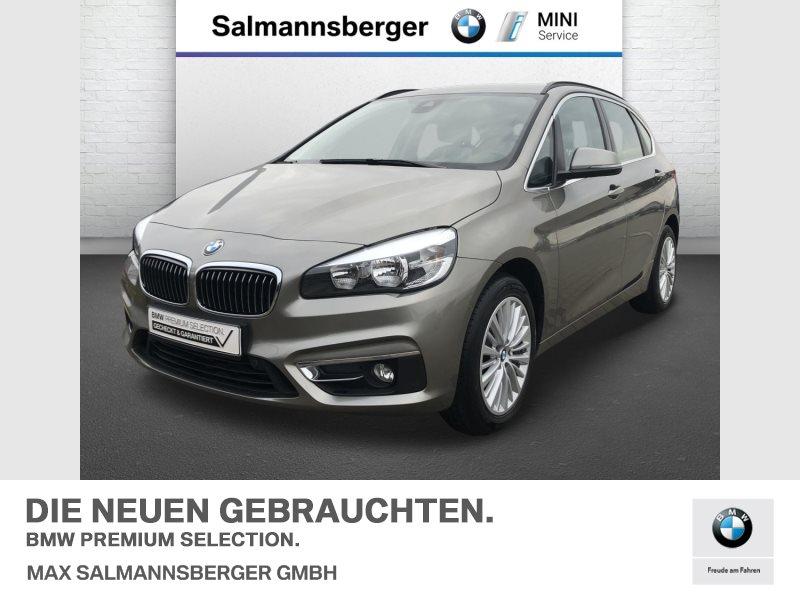 BMW 220d Active Tourer Luxury Line Head-Up Tempomat, Jahr 2017, Diesel