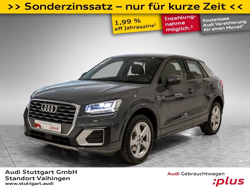 Audi Q2 sport 1.0 TFSI LED Navi Sitzheizung PDC, Jahr 2018, Benzin