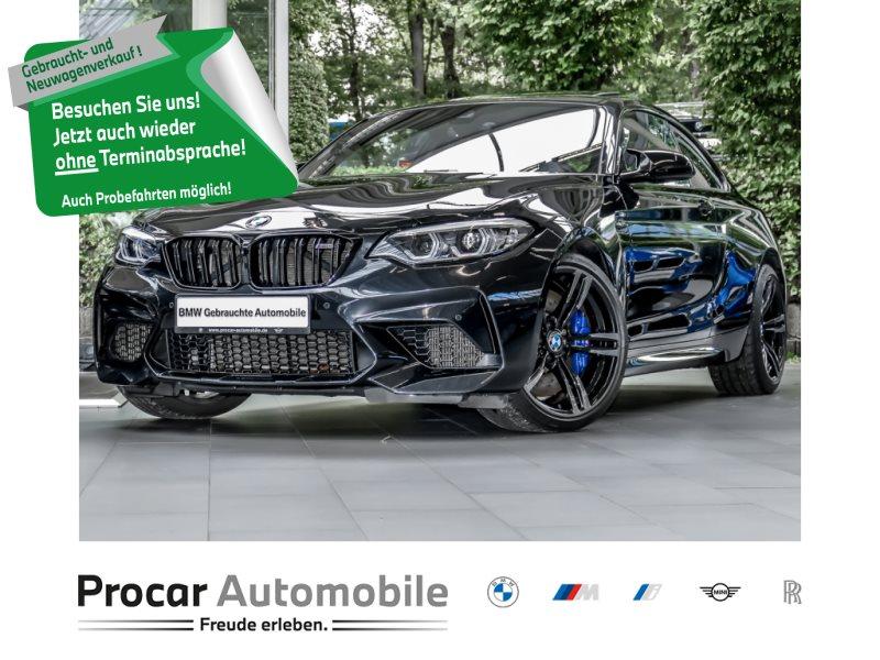 BMW M2 Competition DAB LED WLAN Navi Prof. Tempomat, Jahr 2019, Benzin