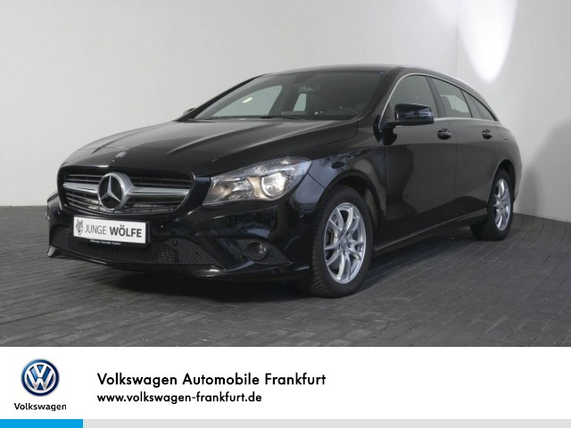 Mercedes-Benz CLA 200 CDI Shooting Brake Automatik Klima Tempomat SHZ, Jahr 2015, Diesel