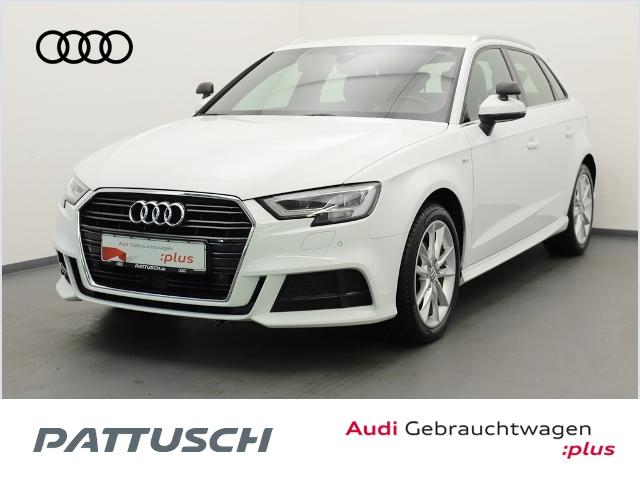 Audi A3 Sportback 1.4 TFSI DSG Navi LED AHZV, Jahr 2018, Benzin