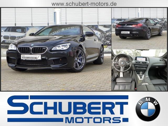 BMW M6 Coupé adapt. LED HUD Harman Kardon WLAN, Jahr 2016, petrol