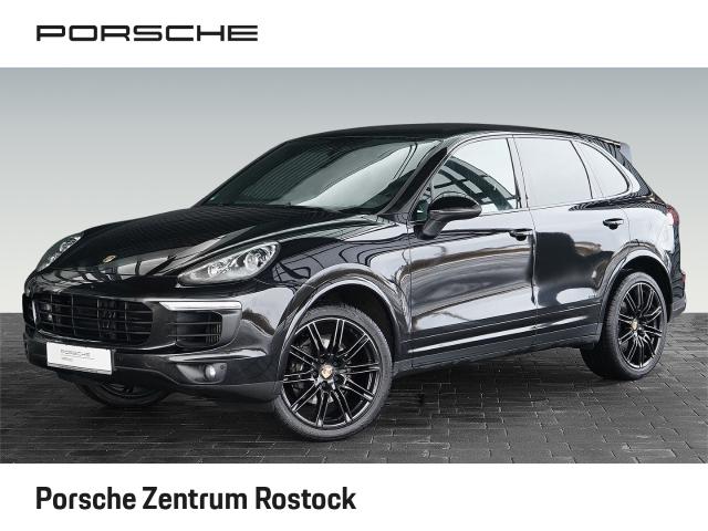 Porsche Cayenne Diesel Luftfederung Navigation 21-Zoll, Jahr 2015, Diesel