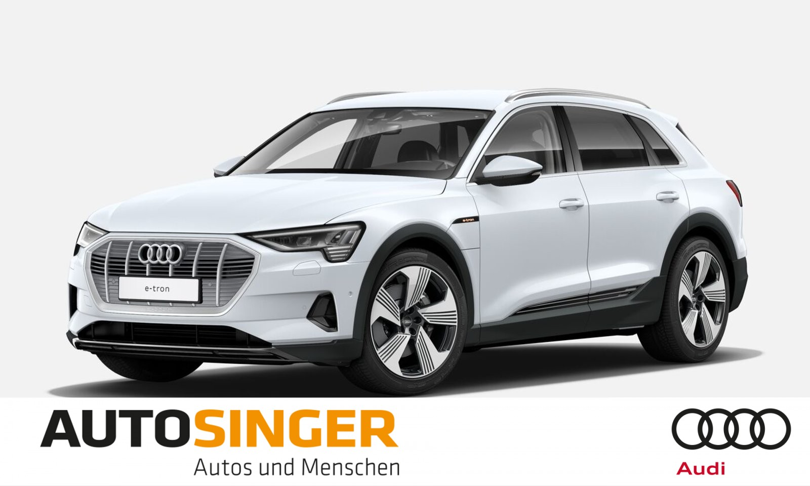 Audi e-tron 50 quattro CAM*VIRTUAL*SHZ*DAB*, Jahr 2020, Elektro