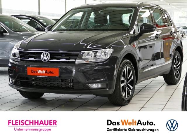 Volkswagen Tiguan Comfortline BMT 1.5 TSI EU6d-T, Jahr 2020, Benzin