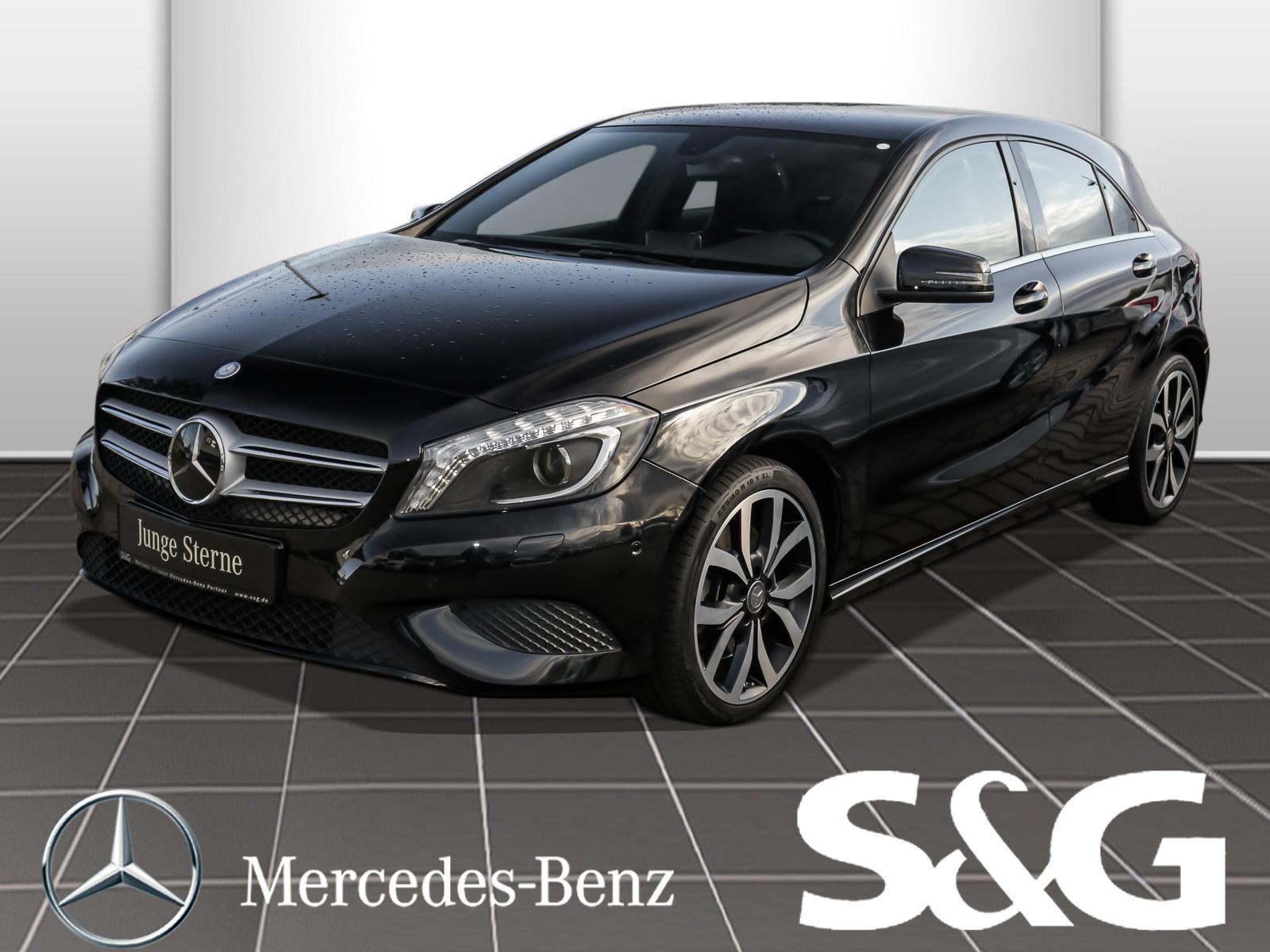 Mercedes-Benz A 250 Urban Navi/Distronic/Standhzg./Xenon/PDC//, Jahr 2014, Benzin