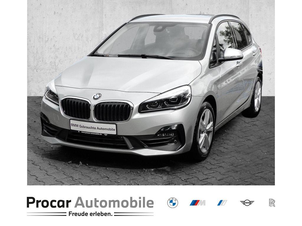 BMW 218i LED+NAVI PLUS+HUD+KOMFORTZ.+PDC+17 LMF+SHZ+Finab0,01%, Jahr 2020, Benzin