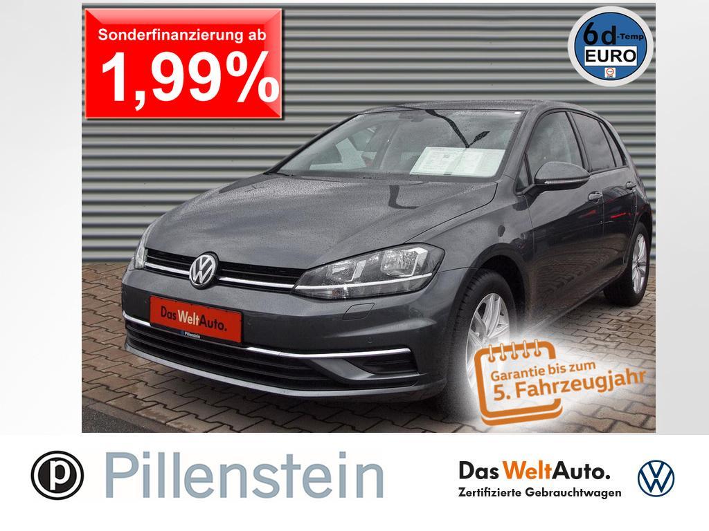 Volkswagen Golf VII 1.6 TDI Comfortline ACC NAVI Sitzhzg., Jahr 2019, Diesel