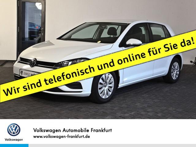 Volkswagen Golf VII 1.0 TSI Trendline Navi Klima Sitzheizung Golf 1,0 TLBM 063 TSIM5F, Jahr 2018, Benzin