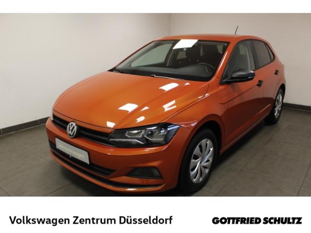 Volkswagen Polo Trendline *cool & sound*PDC*FSE*, Jahr 2018, Benzin