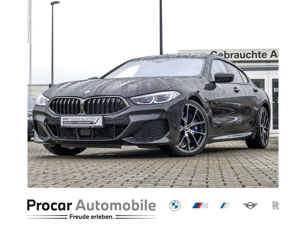 BMW 840i Gran Coupé Laser DA Prof. PA+ Pano H/K DAB 20 LM, Jahr 2020, Benzin