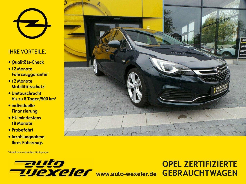 Opel Astra K 1.4 Ultimate S/S,OPC-Line,Schiebed.,Leder, Jahr 2018, Benzin