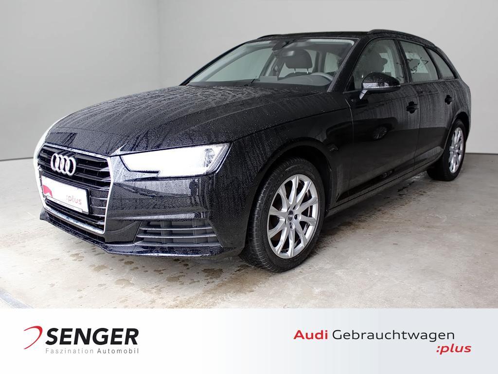 Audi A4 Avant 1.4 TFSI Auffahr-Warnsystem Xenon PDC, Jahr 2018, Benzin