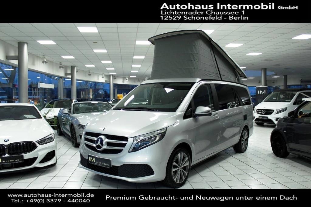Mercedes-Benz V 300 d Marco Polo Edition 4Matic*Küche*Glasdach*, Jahr 2019, Diesel