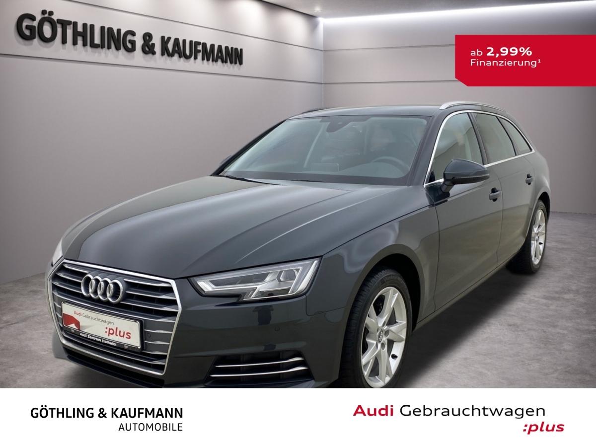 Audi A4 Avant 1.4 TFSI Sport*LED*Navi+*Virtual*Connec, Jahr 2018, Benzin
