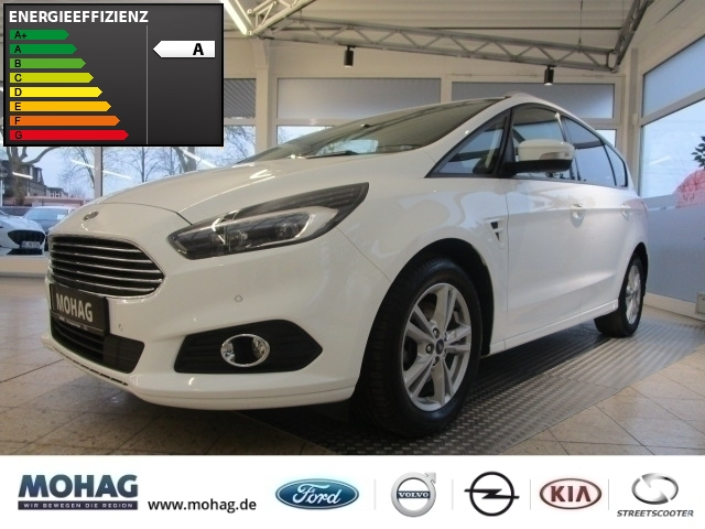 Ford S-Max Business 2.0 TDCi *Tempomat-Navi-Sitzh.* -Euro 6-, Jahr 2017, Diesel