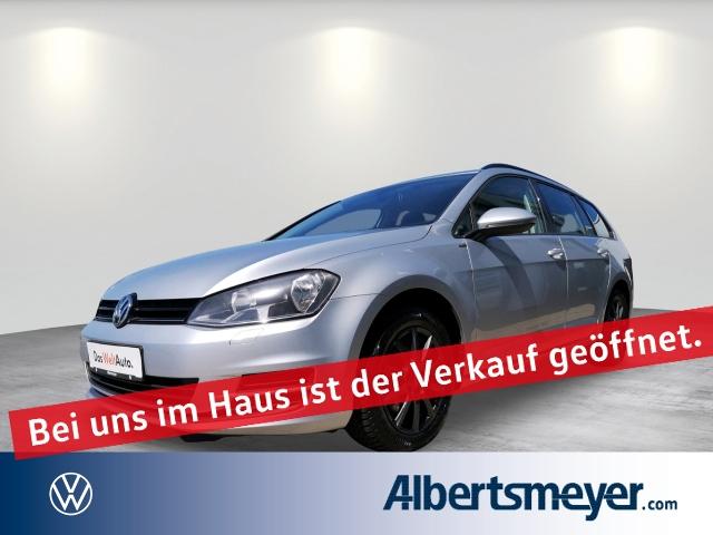 Volkswagen Golf VII Variant 1.6 TDI Trendline +KLIMA+LM+ZV+, Jahr 2014, Diesel