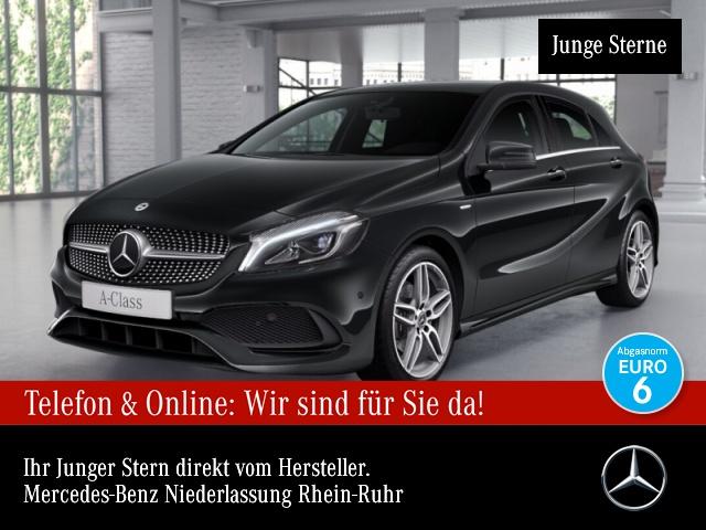 Mercedes-Benz A 220 d AMG Distr. COMAND LED Kamera Spurhalt-Ass, Jahr 2017, Diesel