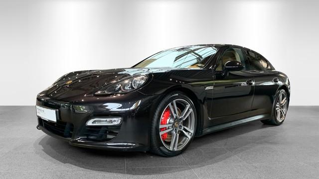 Porsche Panamera GTS, Jahr 2013, petrol