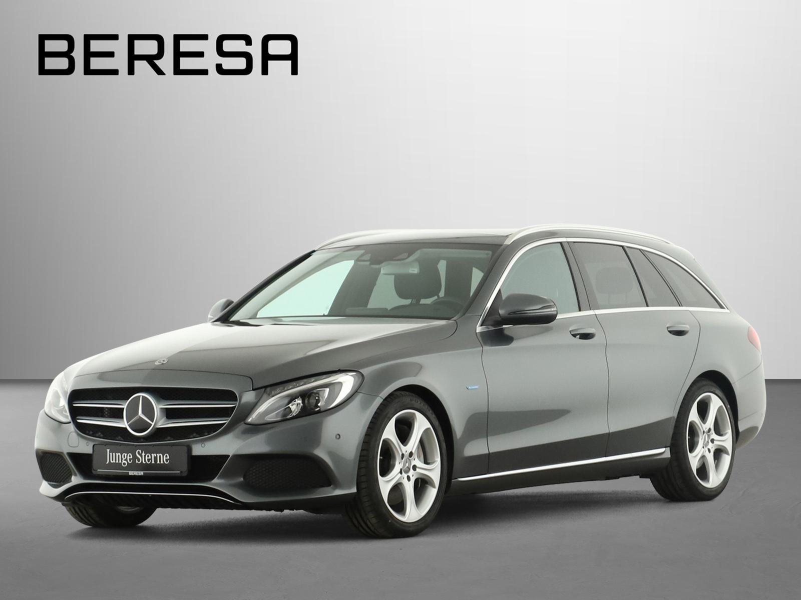 Mercedes-Benz C 350 e T Avantgarde Pano. Distronic Comand 18'', Jahr 2017, Hybrid
