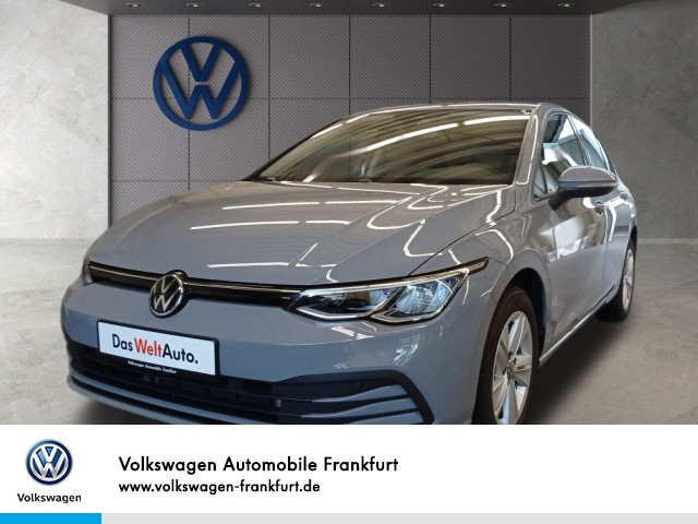 "Volkswagen Golf VIII 1.0 TSI Alu16"" AHK Climatronic, Jahr 2020, petrol"