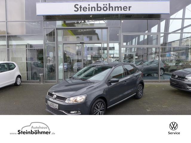 Volkswagen Polo ALLSTAR 1.0l Navi SHZ ParkPilot Bluetooth, Jahr 2016, Benzin