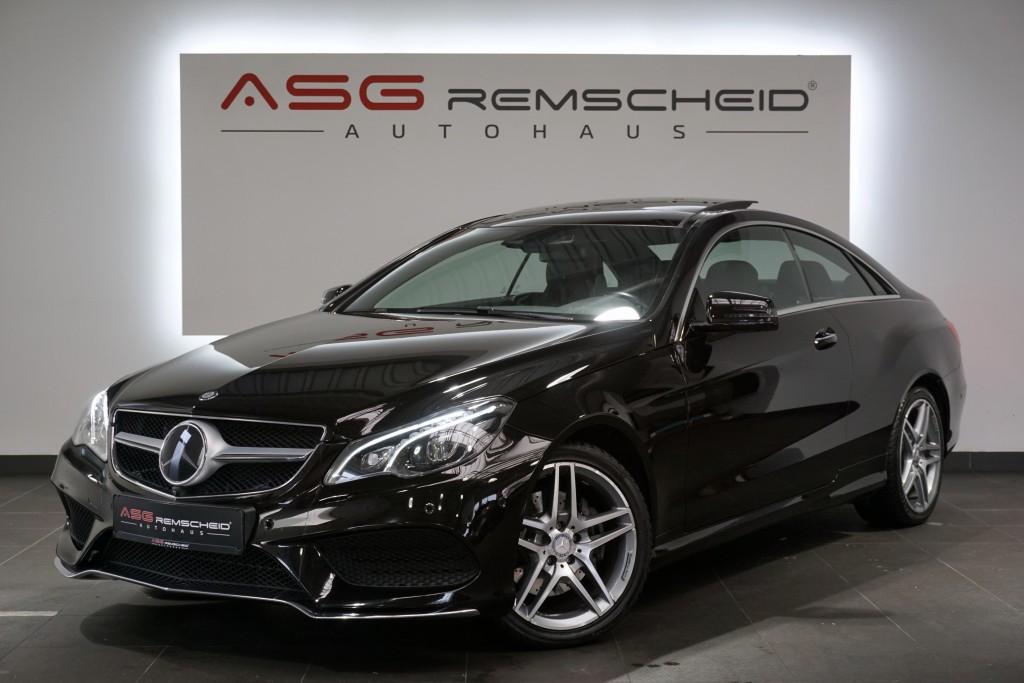 Mercedes-Benz E 350 CGI 7G-Tr. AMG Line *Distr. *Pano *HK *LED, Jahr 2014, Benzin
