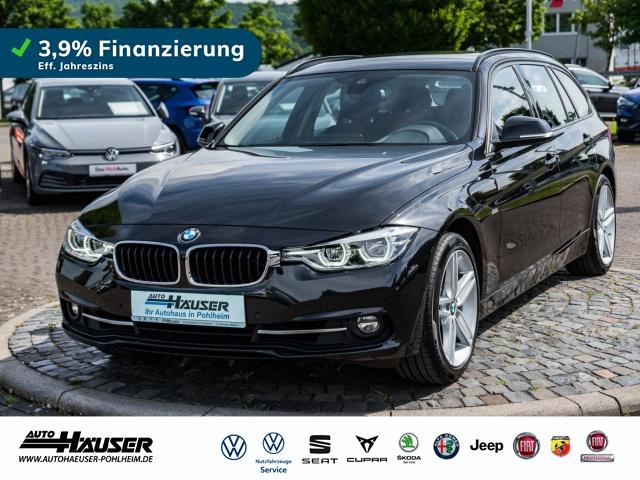BMW 330i Touring Aut. SPORT LiNE LED NAVi HiFi PDC, Jahr 2018, Benzin