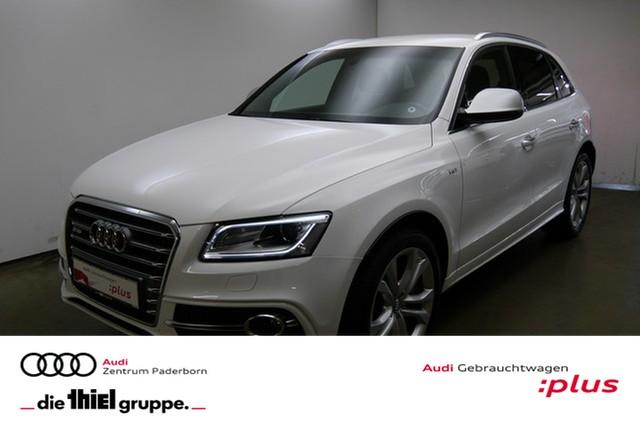 Audi SQ5 3.0 TDI quattro tiptronic AHK/Navi/Sitzheiz, Jahr 2015, diesel