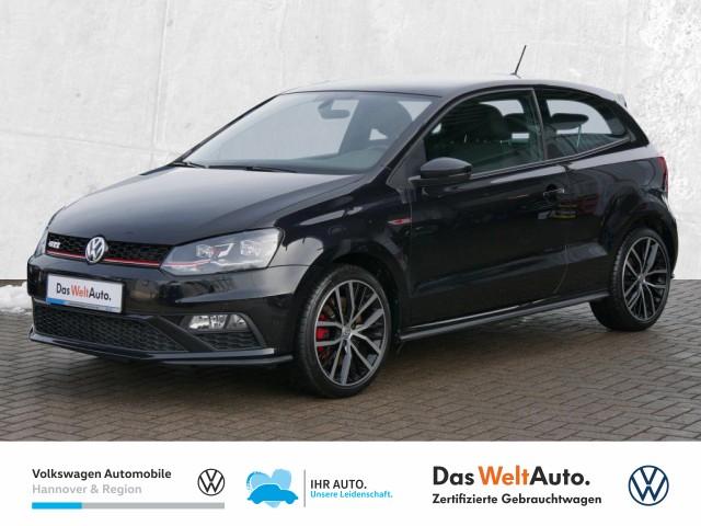 Volkswagen Polo 1.8 TSI BMT GTI Navi LED GRA Klima Rückfahrkamera, Jahr 2017, Benzin