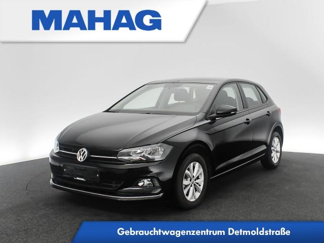 Volkswagen Polo 1.6 TDI Highline Navi Sitzhz. ParkPilot FrontAssist 15Zoll 5-Gang, Jahr 2019, Diesel