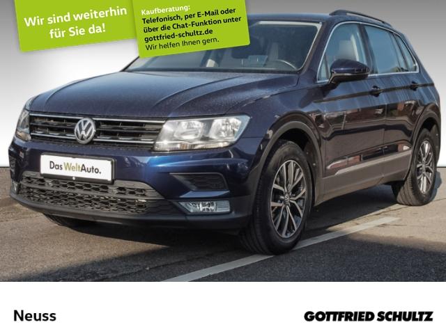 Volkswagen Tiguan 2,0 TDI DSG NAVI HEADUP E-HECK ACTIVE-INFO Comfortline, Jahr 2016, Diesel