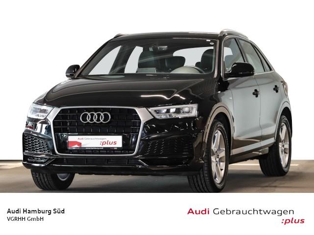 Audi Q3 2.0 TDI S tronic 3xS LINE/NAVI/LED/DAB, Jahr 2018, Diesel